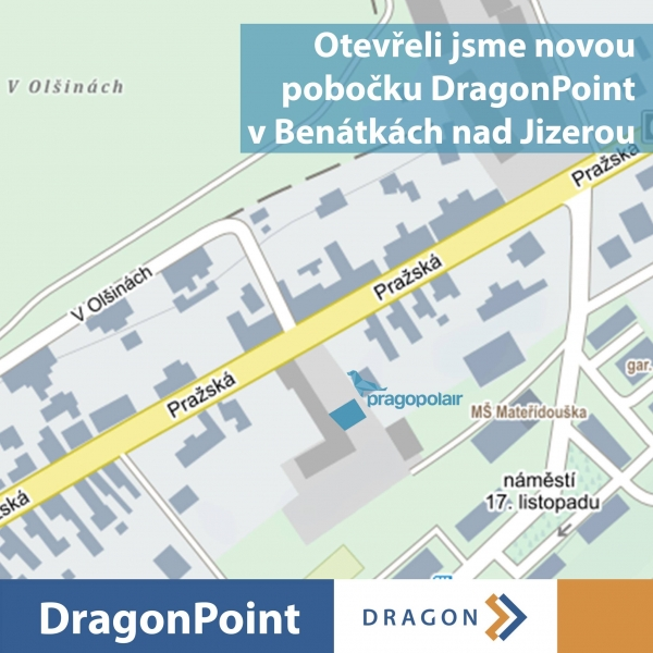 DragonPoint Benátky nad Jizerou